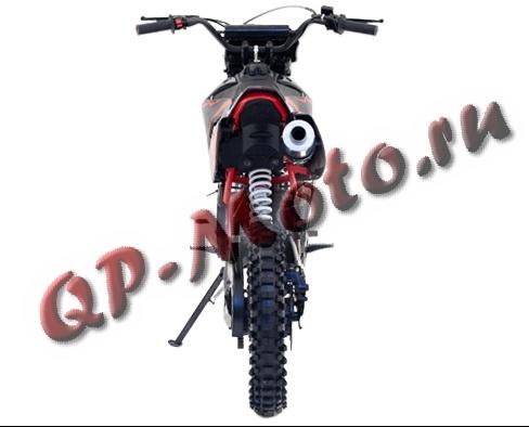Мотоцикл эндуро irbis ttr 125